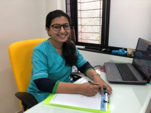 Dr. Maitry Savla Shah, Child dentist in Chembur and Ghatkopar